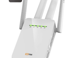 SETEK WIFI RANGE EXTENDER UP TO 300 MBPS SUPPORTS NEW 802 11 AC   B G N WIFI DEVICES EXTERNAl ANTENNAS FOR BETTER PERFORMANCE