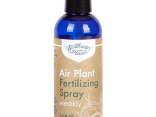 Air Plant Weekly Fertilizing Spray  8 Oz   Specially Formulated Blooming