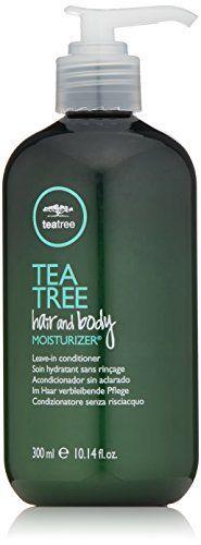 Tea Tree Paul Mitchell Hair and Body Moisturizer  10 14 Oz
