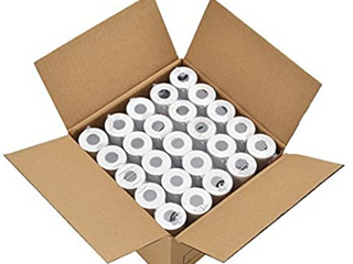 THERMAl PAPER 21 4 85 ft QUAlITY  50 ROllS