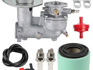 Venseri 392587 Carburetor   Air Filter   Fuel line Filter Clamp for 391065 391074 391992 394745 220400 254400 Engine