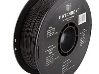 HATCHBOX PlA Polylactic Acid 1 75MM Filament