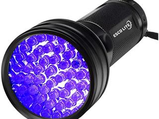 Escolite  51 UV lED Flashlight