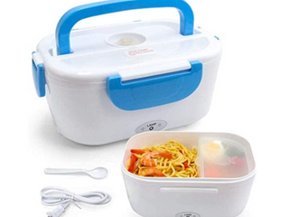 Electric lunch Box  Gently Used  cracked
