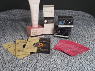 The Creme Shop   lot of 11 items