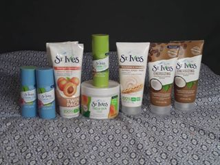 St Ives lot of 8 items