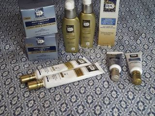 ROC Skin Products   lot of 9 items