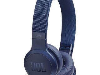 JBl   lIVE 400BT Wireless On Ear Headphones   Blue