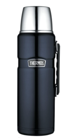 68 OZ THERMOS BRAND THERMOS WITH CARRYING HANDlE