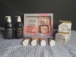 Masque Bar   lot of 9 items