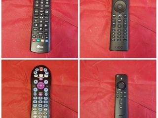 lOT OF REMOTES