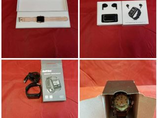 lOT of SMART WATCHES