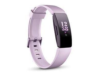 Fitbit Inspire HR Heart Rate and Fitness Tracker  One Size  S and l Bands Included  1 Count