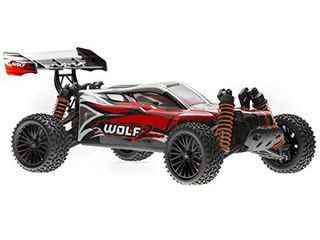 DHK Hobby 8138 Wolf 2 Buggy Ready to Run  1 10 Scale  4WD  with Battery    Charger