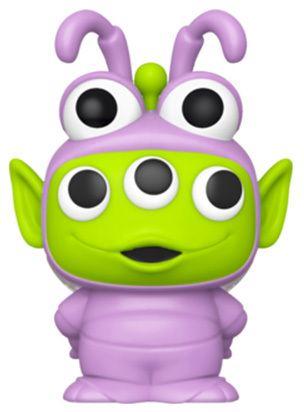 Disney Pop  Vinyl   Pixar Alien as Dot