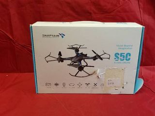 SNAPTAIN VISION BEYOND IMAGINATION S5C 4 AXIS DRONE