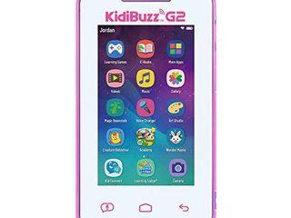 VTech KidiBuzz G2 Kidsa Electronics Smart Device with KidiConnect  Pink