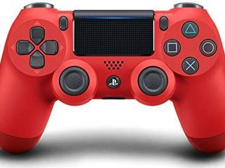 2 DualShock 4 Wireless Controller for PlayStation 4   Magma Red