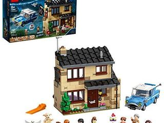 lEGO Harry Potter 4 Privet Drive 75968  Fun Childrenas Building Toy for Kids Who love Harry Potter Movies  Collectible Playsets  Role Playing Games and Dollhouse Sets  New 2020  797 Pieces
