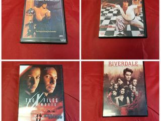 lot of  4  New DVD s