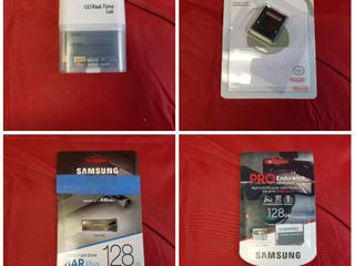 lOT of MEMORY CARDS and FlASH DRIVES