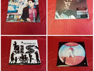 lOT of  4  RECORD AlBUMS