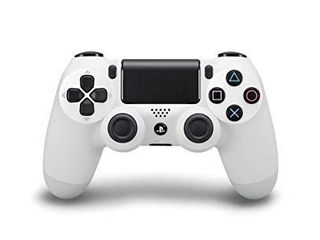 DualShock 4 Wireless Controller for PlayStation 4   Glacier White