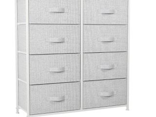 ITA Home 8 Drawer Storage Chest