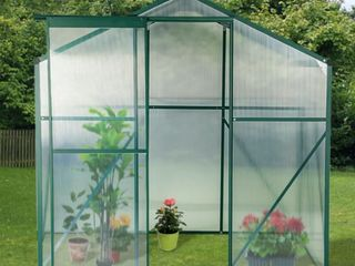 4x6 Greenhouse  Frame Only