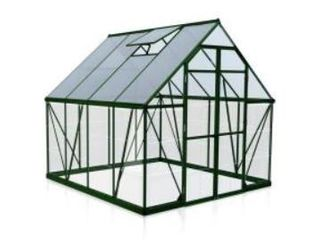 6x6 Greenhouse  Frame Only