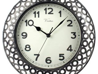 Poolmaster 14 75 inch Contempo Wall Clock