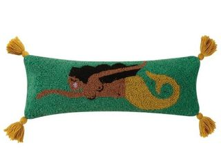 Justina Blakeney Mira Mermaid Hook Pillow
