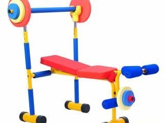 Kinbor Kids Exercise Equipment Fun Fitness
