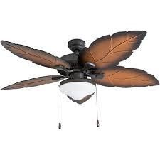52inch Delray bz damp rated globe ceiling fan