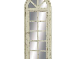 The Shengda  Grand  Wood Mirror Wall Panel
