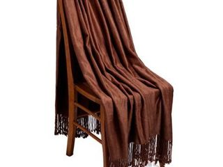 The Curated Nomad Cottonwood Rayon from Bamboo Throw