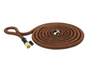Big Boss Super Strong Copper Xhose   High Performance  lightweight  Expandable Garden Hose with Brass Fittings   50ft