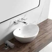 Eridanus 23  X 15  Ceramic Oval Bathroom Vessel Sink  Retail 94 49 white