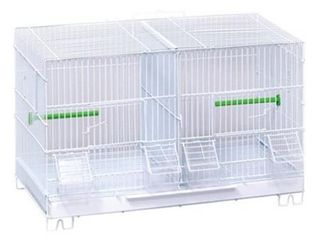 Prevue Pet Products cage white