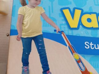 Melissa and Doug Vaccum Cleaner Play set Vaccum ONlY