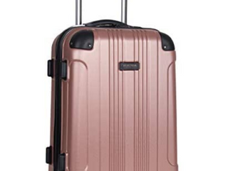 Out Of Bounds 20 Inch Carry On lightweight Durable Hardshell 4 Wheel Spinner Cabin Size luggage