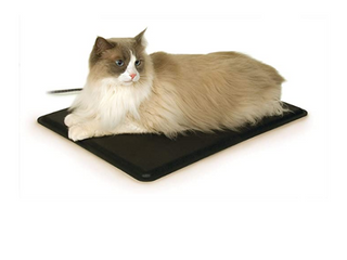 K H Pet Products small heated kitty pad 12 5 lin x 18 5in