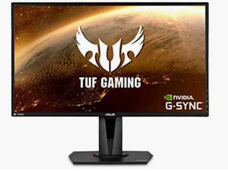 ASUS TUF Gaming VG27AQ 27in G SYNC Gaming Monitor 155Hz 1440p 1ms IPS Eye Care DP HDM  Renewed