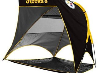 logo Brands Officially licensed NFl Retreat Cabana Beach Tent  One Size  Team Color