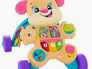 Fisher Price laugh   learn Smart Stages learn with Sis Walker