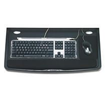 Kensington Underdesk Comfort Keyboard Drawer with SmartFit System  Extra Wide  Includes Wrist Rest  K60004US