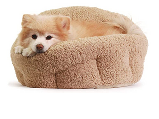 Best Friends by Sheri Ortho Comfort Deep Dish Cuddler  20 in x 20 in x12 in    For Pets Up to 25lbs
