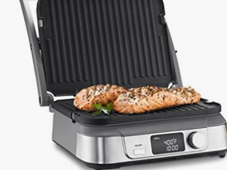 Cuisinart Electric Griddler  Stainless Steel