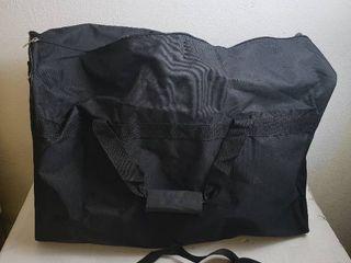large Black Duffel Bag