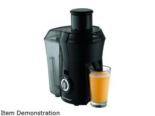 Hamilton Beach 67601A Big Mouth Juice Extractor  Black